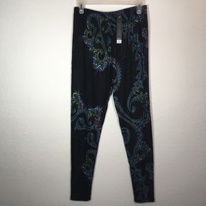 a52fd1a797287 Leggings Depot Pants - Leggings Depot Swirl Boho Print Legging OS